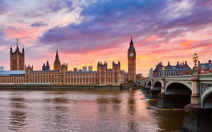 история создания лондона
