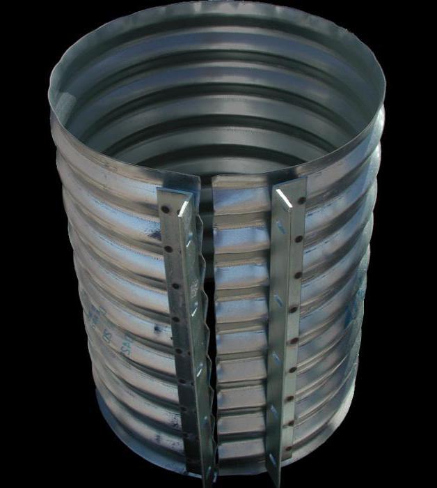 труба дренажная перфорированная геотканью