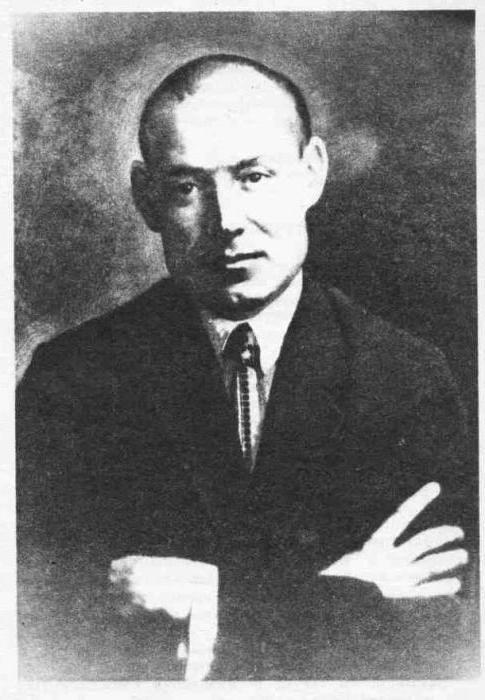 Общественно-политический деятель Павлов Фёдор