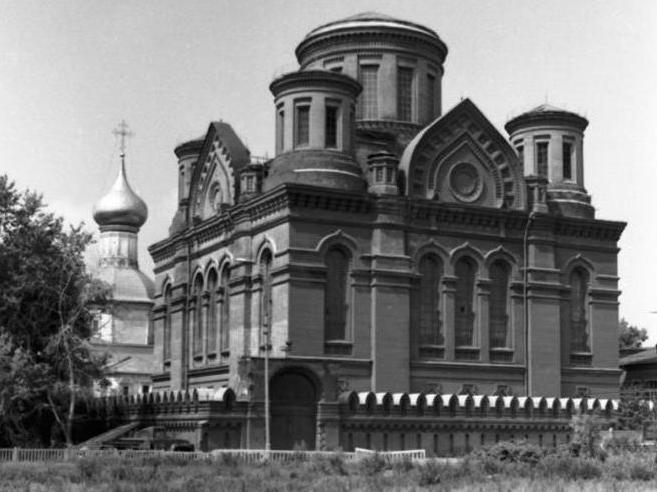 Николо-Перервинский монастырь в Печатниках