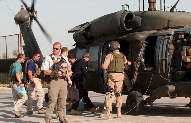 частные военные компании зарплата
