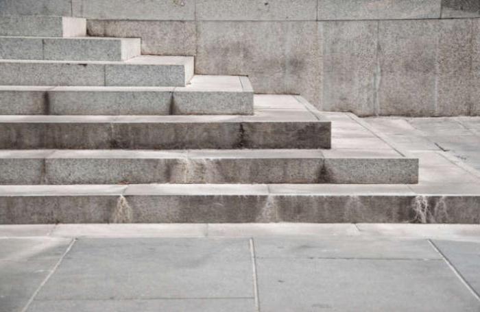 железобетонные и бетонные ступени размеры