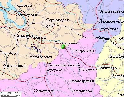 что первой ж д сообщение в оренбургской области Карасс