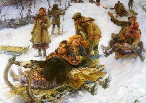 сычков федот васильевич картины