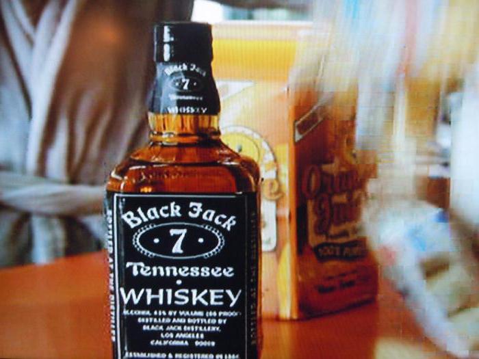 блэкджэк виски цена