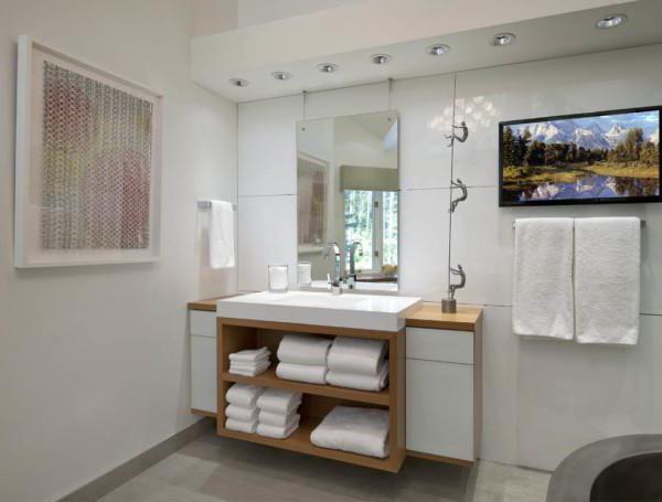 высота раковины в ванной стандарт снип