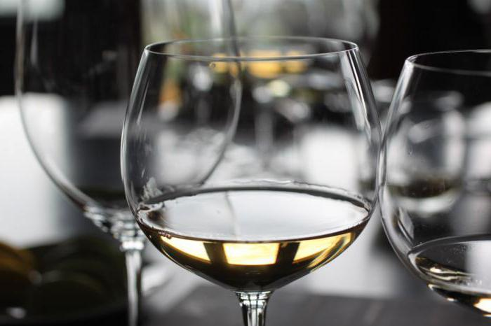белое вино польза и вред для желудка