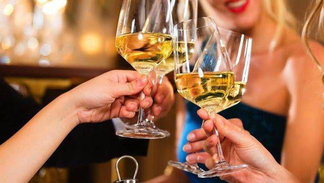 белое сухое вино польза и вред