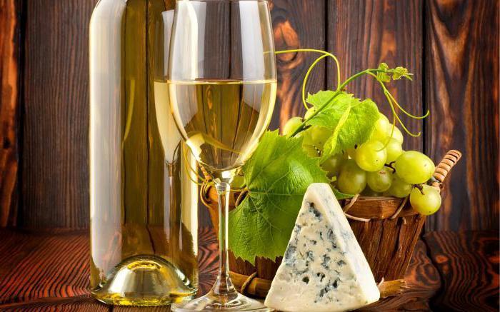 белое вино польза и вред
