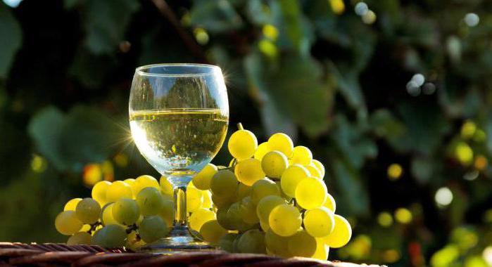 белое вино польза и вред для мужчин