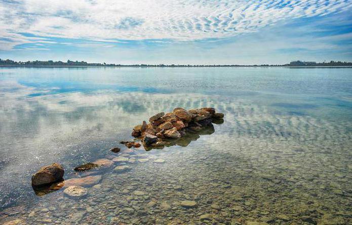 озеро лиманного типа