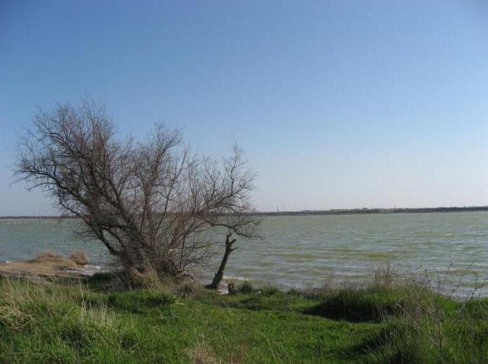 озеро мойнаки