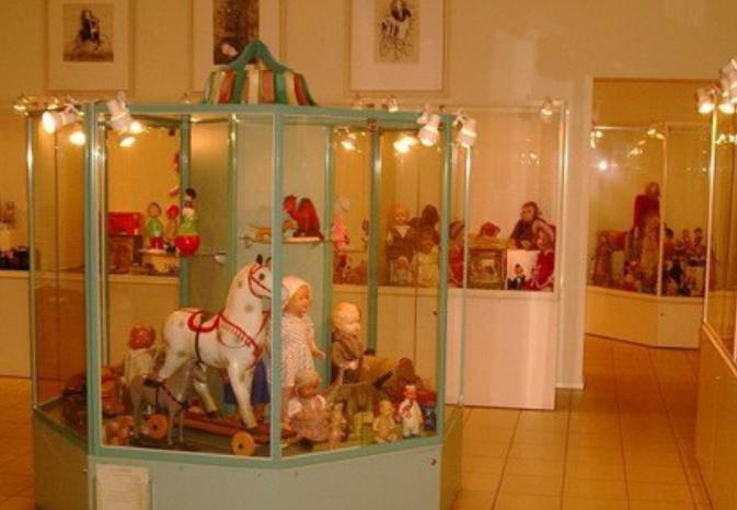 Русский музей игрушки в Санкт-Петербурге