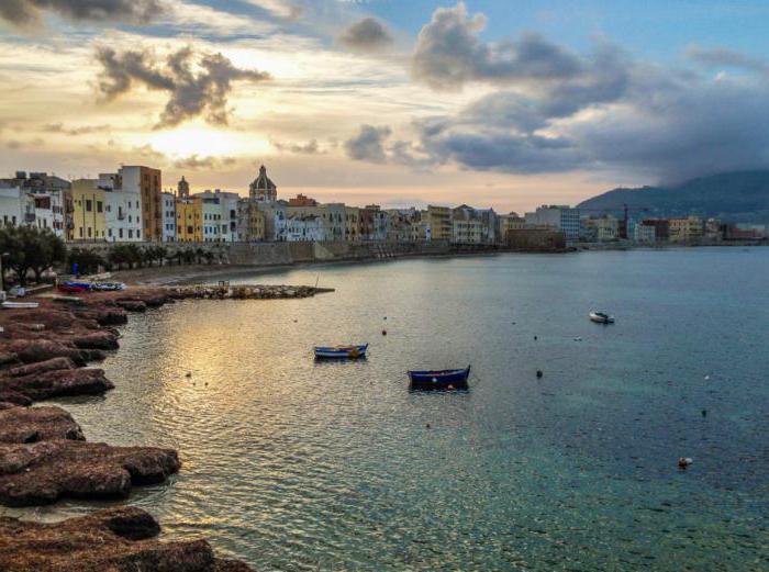 Хорошие пляжи Сицилии