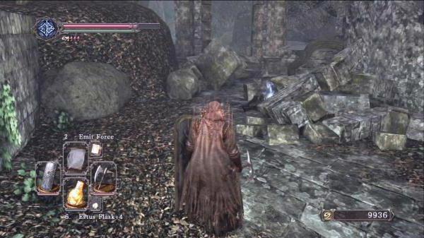 dark souls 2 прохождение храм зимы