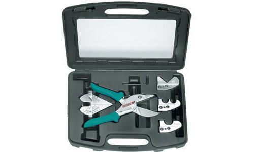 устройство ножниц для полипропиленовых труб