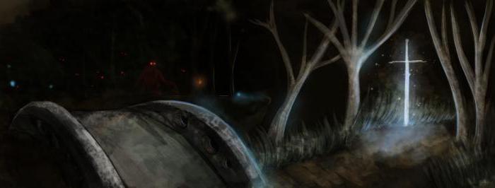 dark souls 2 роща охотника