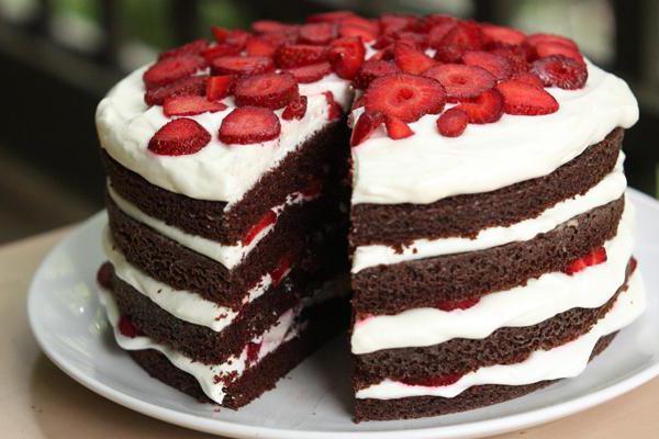 прикольный торт на 30 лет