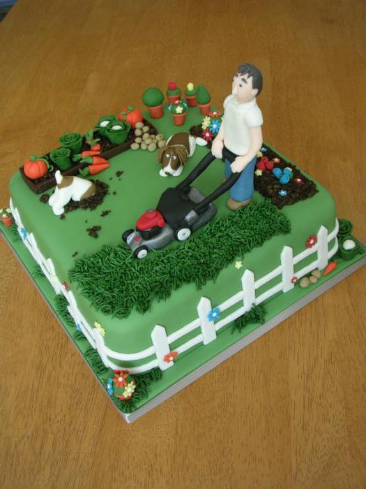 Торт для фермера
