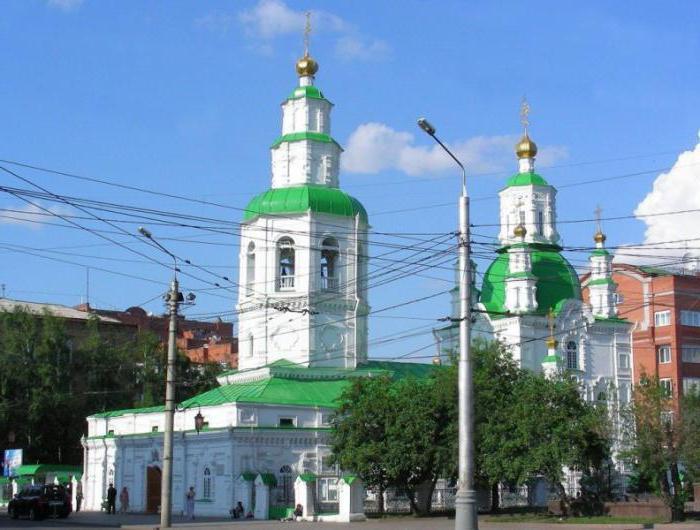 Покровская церковь в Красноярске адрес и телефон