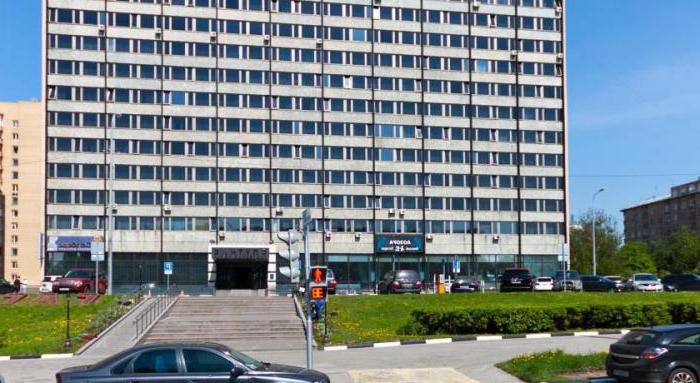 рейтинг лучших гостиниц москвы