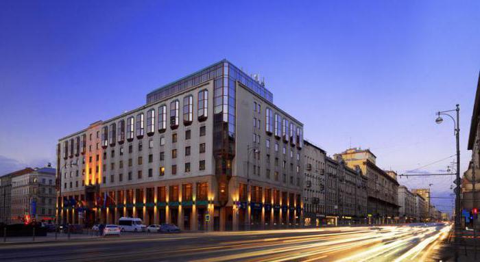 лучшие гостиницы москвы 5 звезд