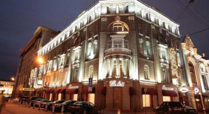 самые лучшие гостиницы москвы