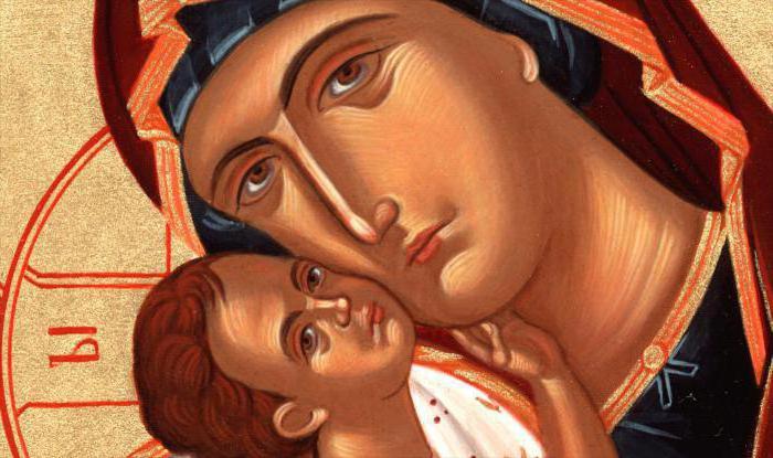 К чему снится икона божья матерь