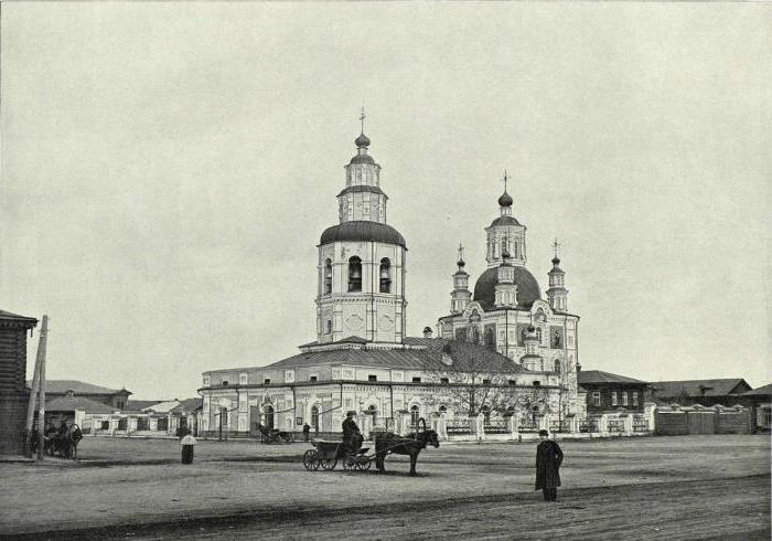 покровская церковь Красноярск адрес