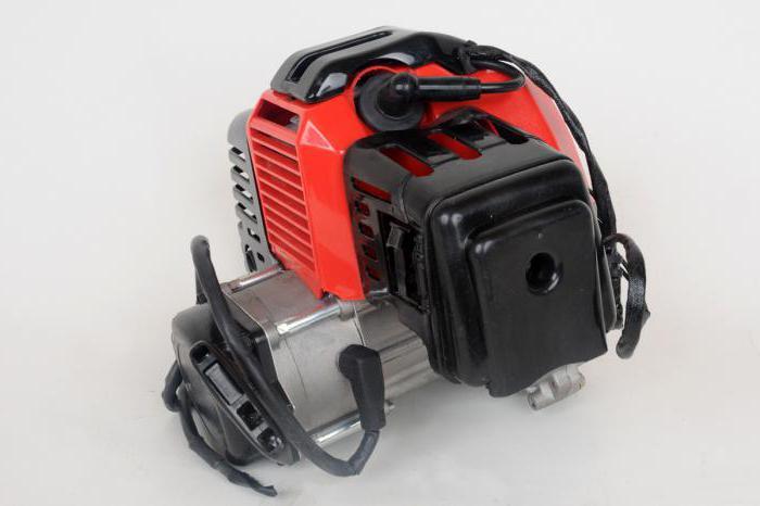 двухтактный двигатель скутера