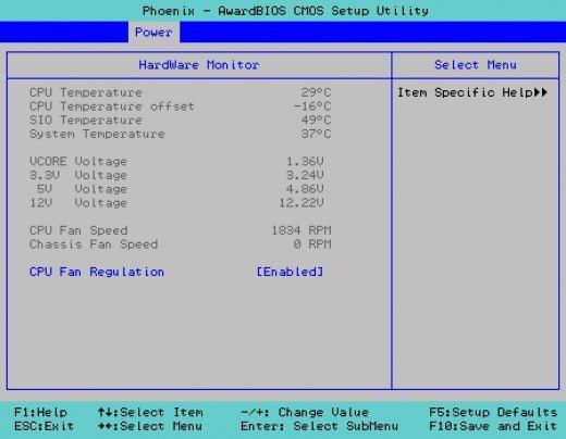 температура процессора в windows 10 как узнать