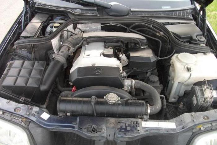 mercedes benz w202 технические характеристики