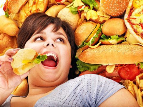 почему американцы толстые