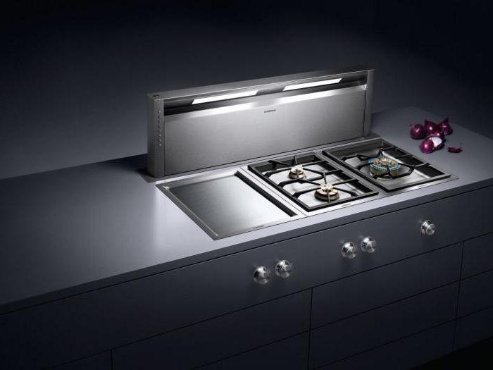 функциональные особенности кухонных вытяжек