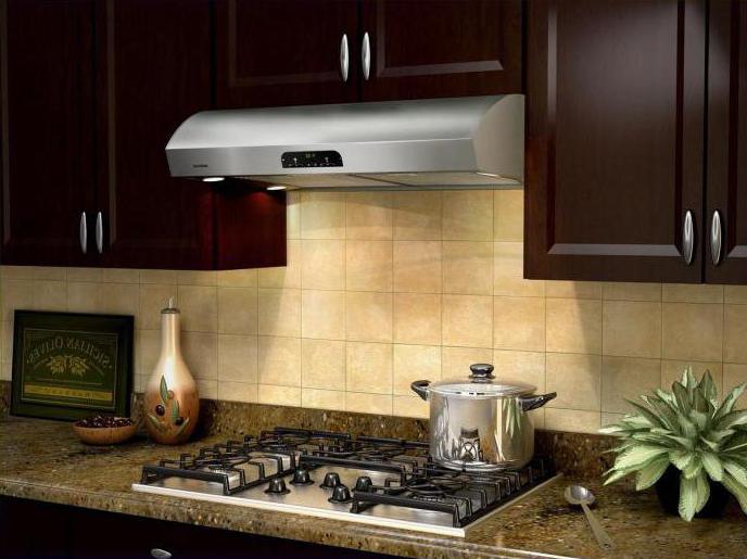 модели кухонных вытяжек
