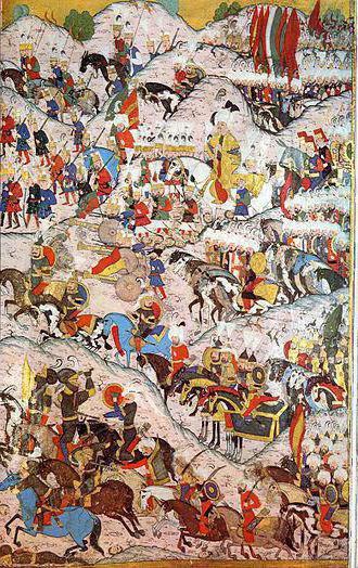 битва при мохаче 1526 г