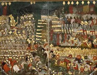 битва при мохаче 1526