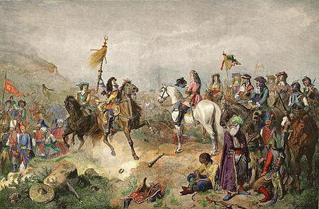 битва при мохаче 1687