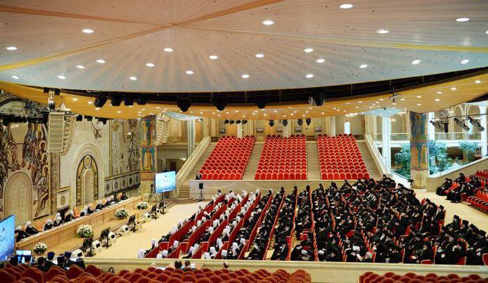 Архиерейский собор фото