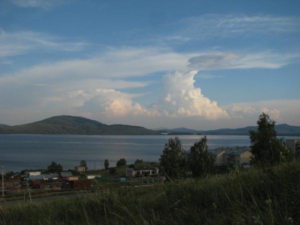 озеро банное магнитогорск