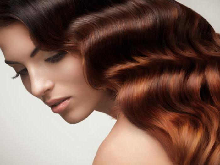 Цвет волос корица фото