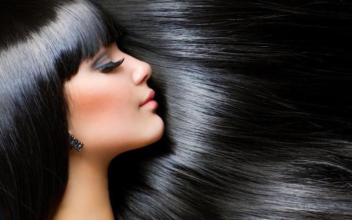 ламинирование волос эстель фото до и после