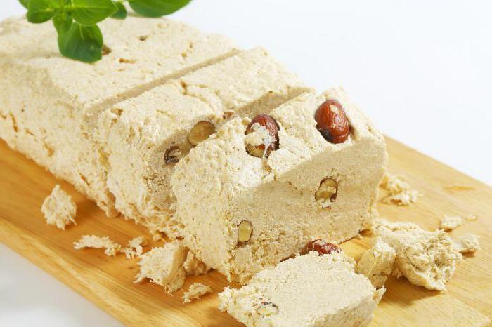 как сделать ореховую халву в домашних условиях пошагово