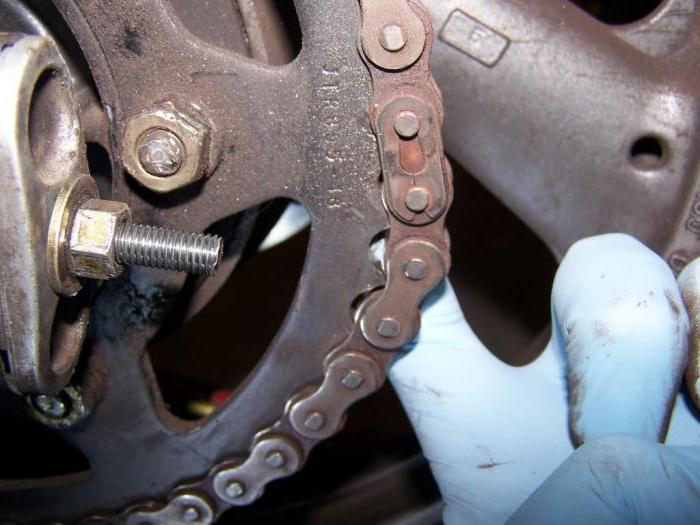 смазка для цепи мотоцикла Liqui Moly