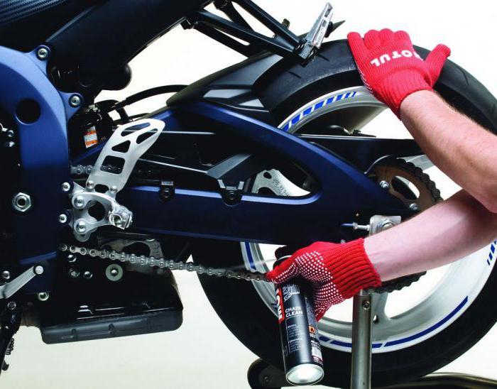 смазка для цепи мотоцикла Motul