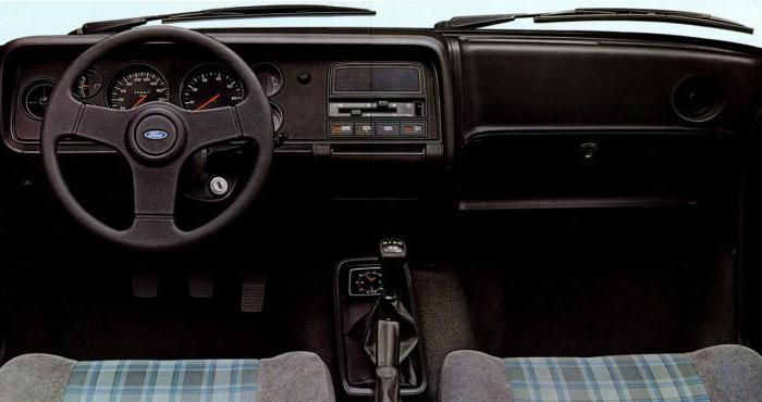 ford capri обзор отзывы характеристики