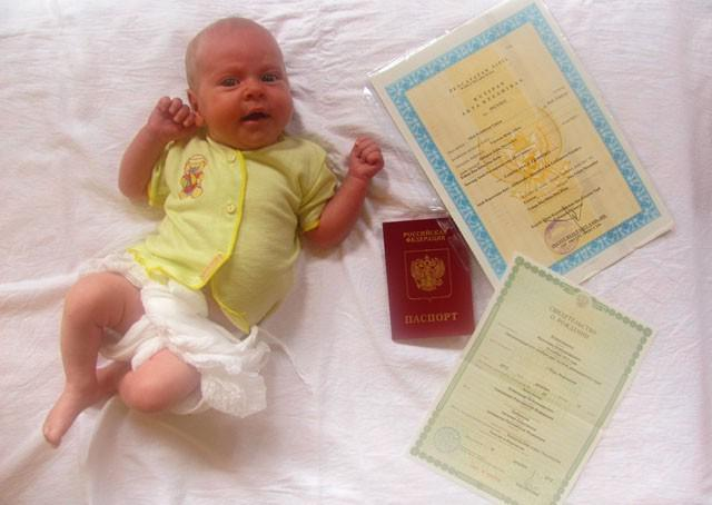 Прописка новорожденных в тюмени 2017 была задача
