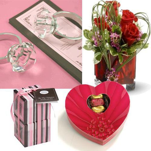 необычные подарки любимой девушки