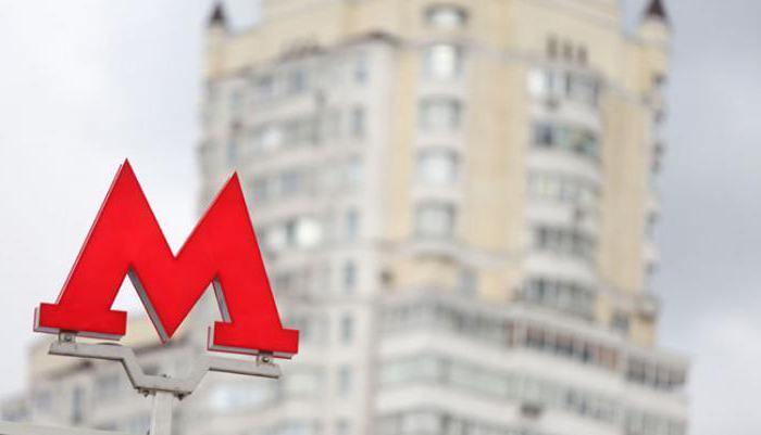 Адреса станций метро москвы