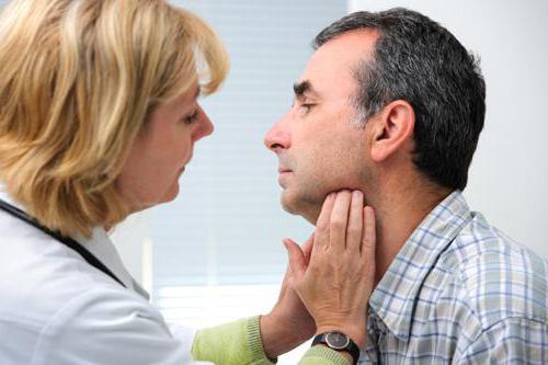 опухают лимфоузлы за ухом на шее